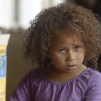 Interracial Cheerios Commercial