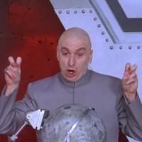 Dr. Evil Air Quotes