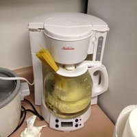 Coffee Maker Cooking