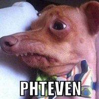 Phteven / Tuna the Dog