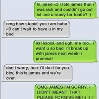 Breakup Texts