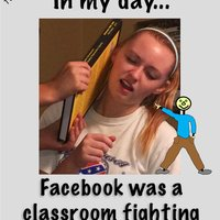 Face(book) Slap