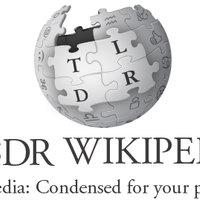 TL;DR Wikipedia