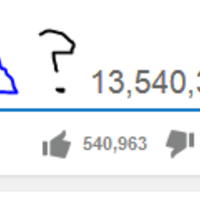 This video has X views but there's only Y people in the world?!