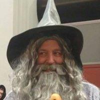 Peeping Gandalf