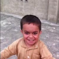 Little Dancing Pakistani Kid