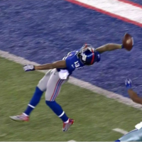Odell Beckham Jr's Catch