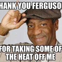 Bill Cosby Thanks Ferguson