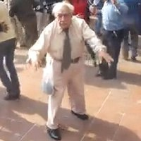 Drop The Cane / Old Man Dancing