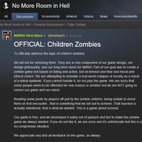 NMRiH Zombie Children Controversy