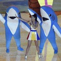 Super Bowl XLIX Halftime Shark