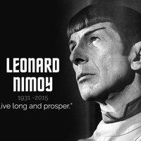 RIP Mr.Spock