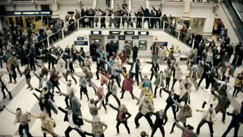 Flash Mob Know Your Meme