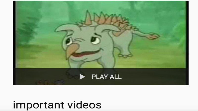 Important Videos