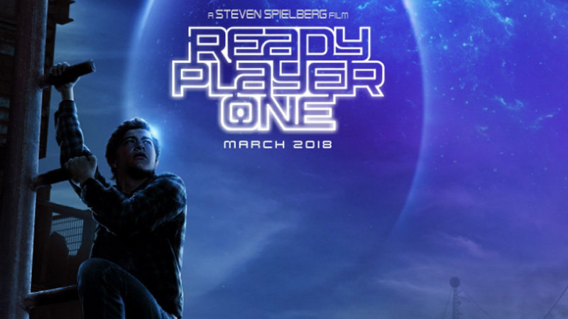 Ready Player One Movie Quotes: Ready Player One Leg Poster