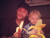 Neymar Launches #WeAreAllMonkeys