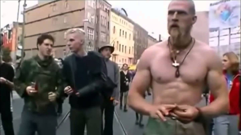 Techno Viking Meme Nightmare - YouTube