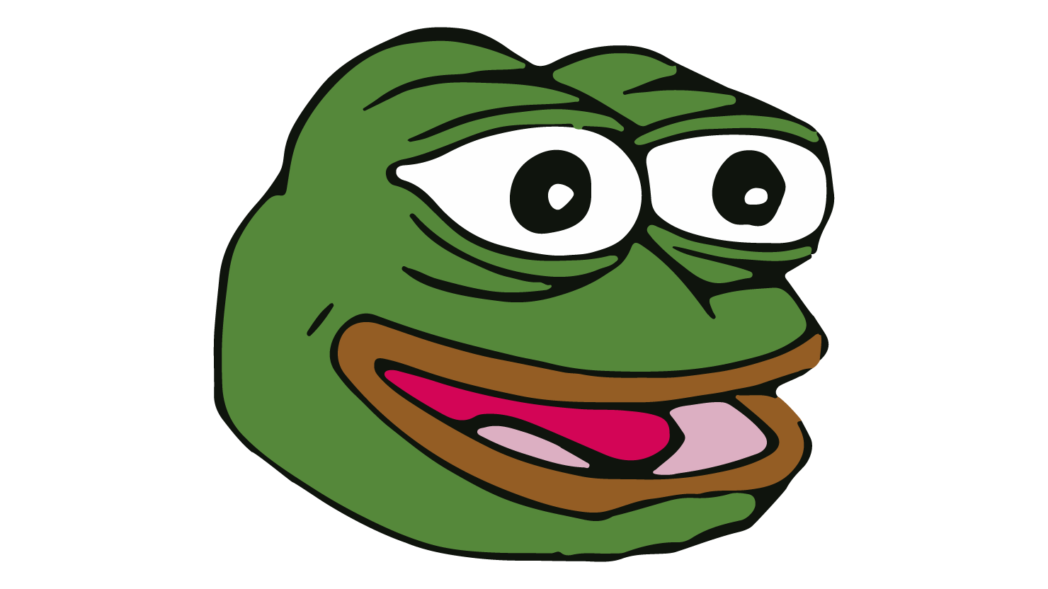Funny Frog Cartoon Meme : Feels good man know your meme