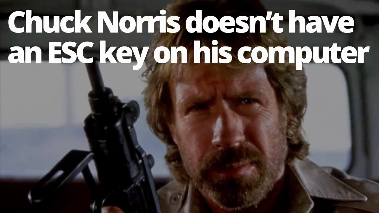 Top 100 Funniest Memes Of All Time : Chuck norris facts know your meme