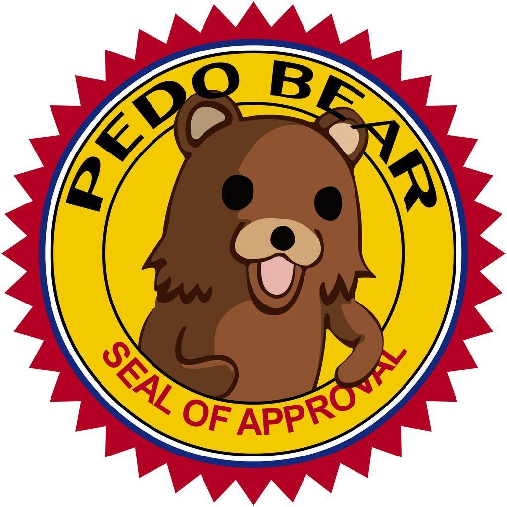 pedobear Seals of Approval