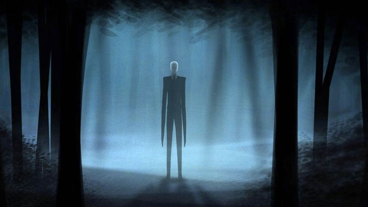 Image result for images of slender man