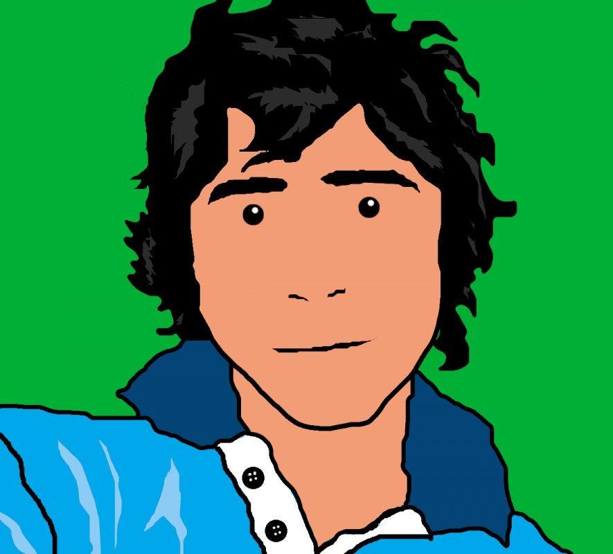 Julian Opie S Portraits Know Your Meme