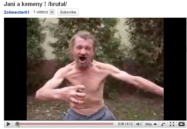 ultimatehungarianchucknorris ultimate hungarian chuck norris (jani a kemény) know your meme