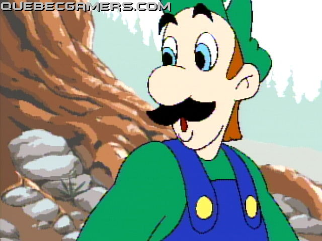 from Lucas mario and luigi are gay