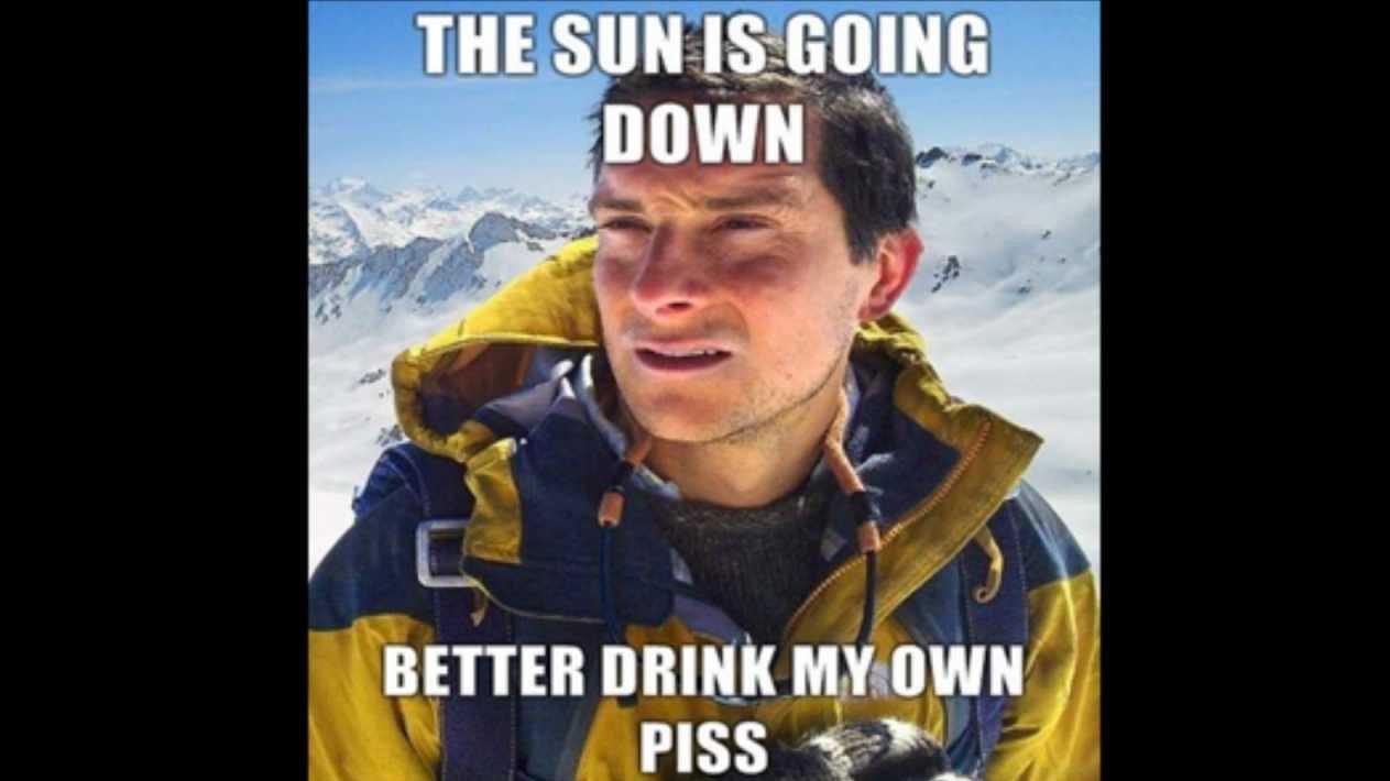 My wife drinks my piss