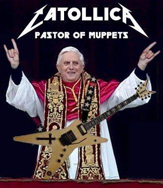 satanic pope