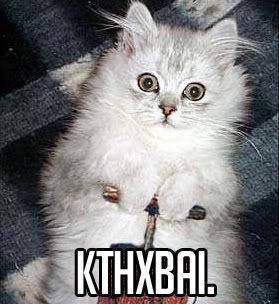 KTHXBAI | Know Your Me...