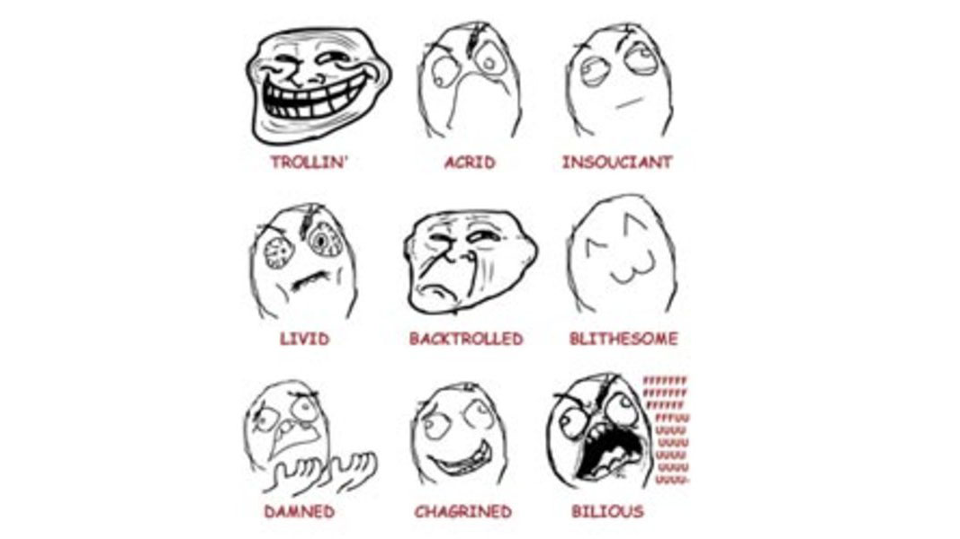 RageComics rage comics know your meme