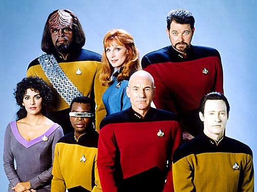 Image result for star trek next generation photo