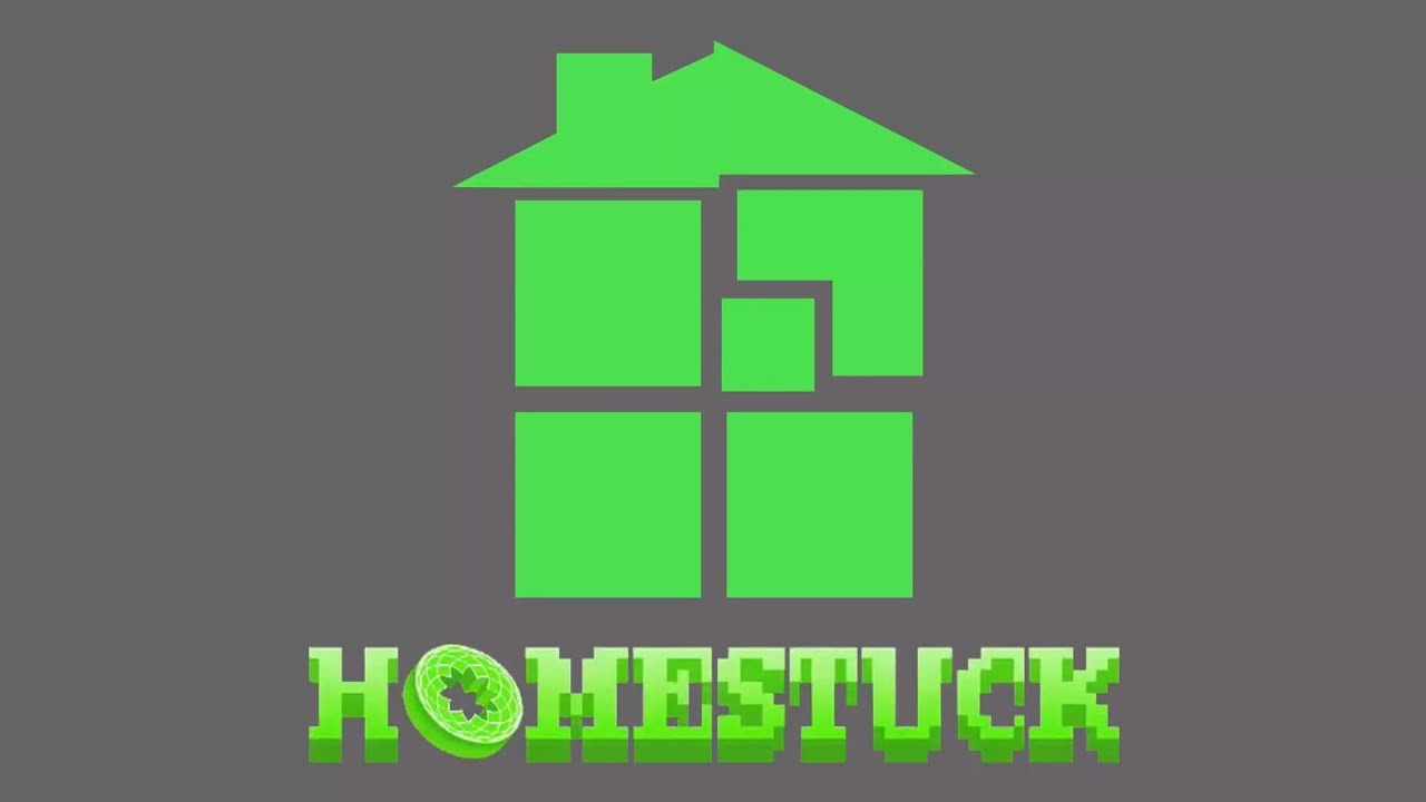 Homestuck Logo 1 homestuck know your meme