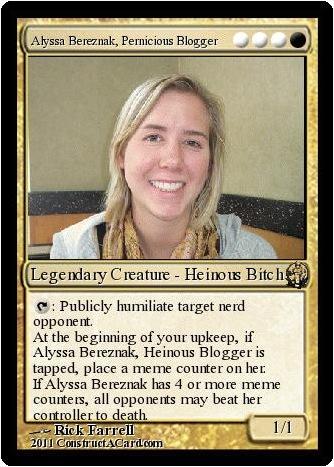 alyssa magic card my brief okcupid affair with a world champion magic the gathering