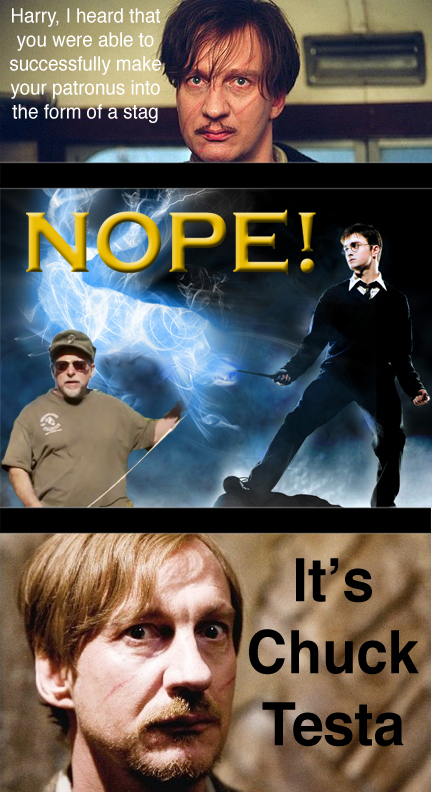 Harry Potter Patronus Know Your Meme