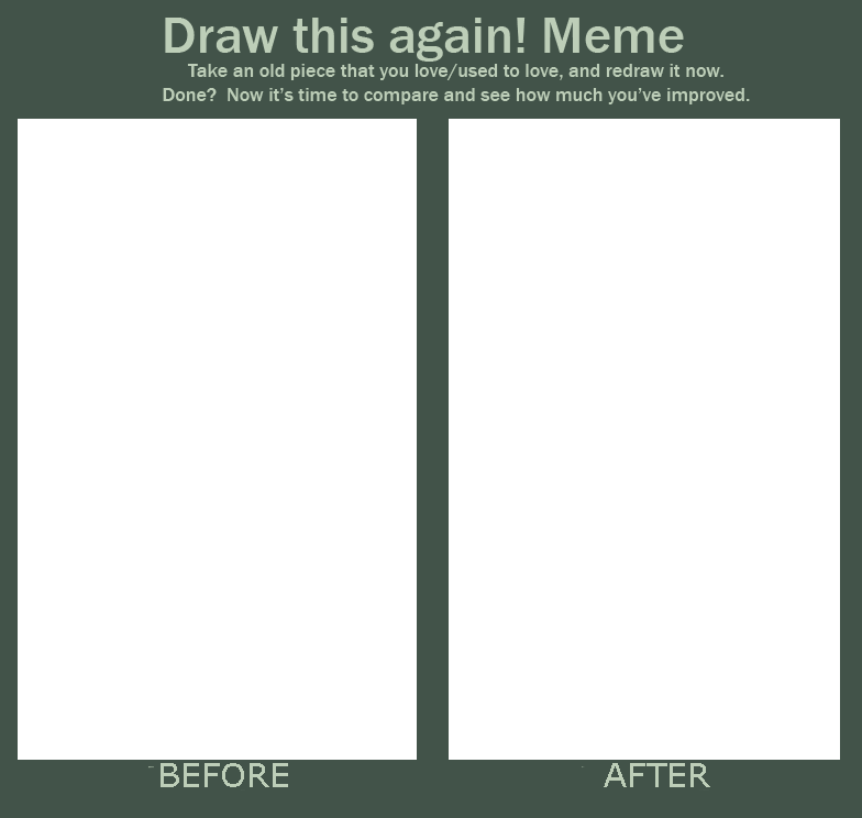 Draw This Again Know Your Meme