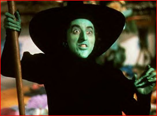 Movie_Wicked_Witch and your little dog too know your meme