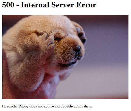 headache_puppy headache puppy know your meme