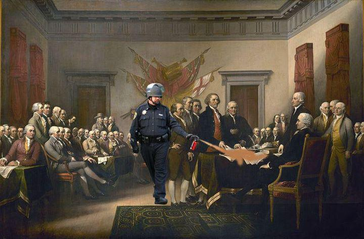 320665_309085722453433_100000560234460_1161317_489395404_n casually pepper spray everything cop know your meme