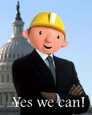 Barack The Builder Know Your Meme