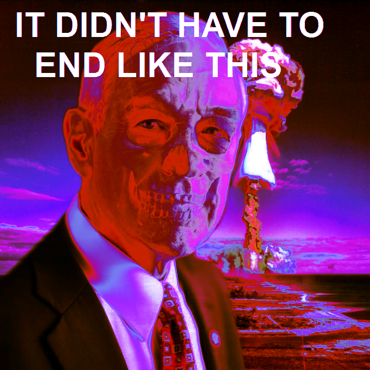 Doom Paul / It's Happening | Know Your Meme
