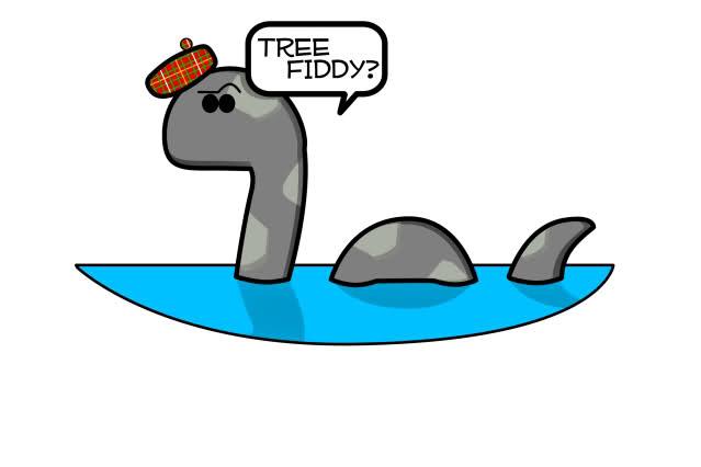 Tree Fiddy | Know Your Meme