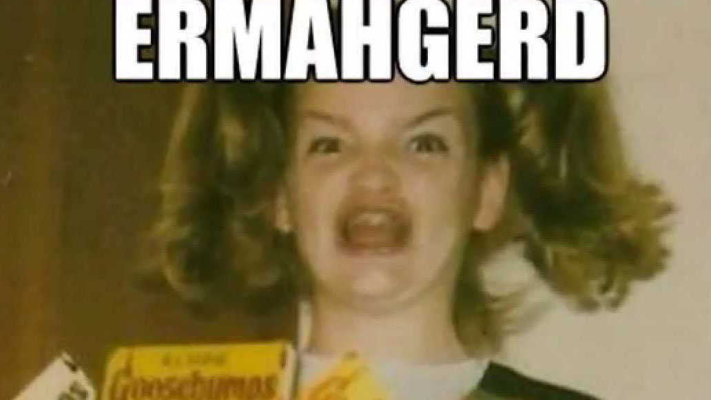 Ermahgerd Girl Face | www.pixshark.com - Images Galleries ...
