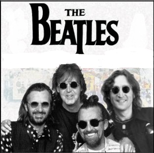 anth2 the beatles never broke up (everyday chemistry) know your meme,Beatles Meme