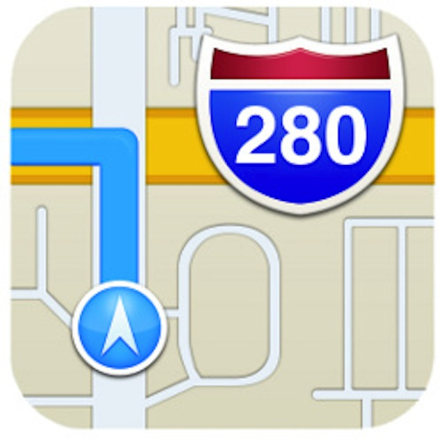 iphone app logo template - ios 6 maps image gallery know your meme