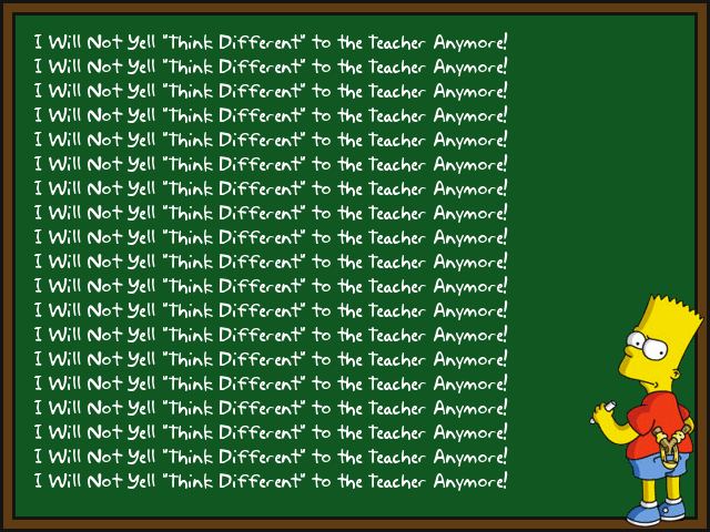 bart simpson chalkboard wallpaper generator bart simpson's chalkboard parodies know your meme