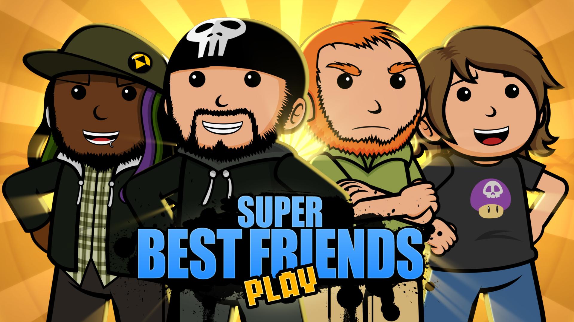 Marvelous Super Best Friends Play