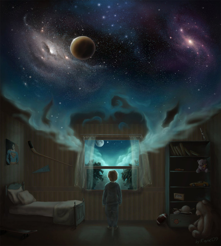 Hasil gambar untuk lucid dream