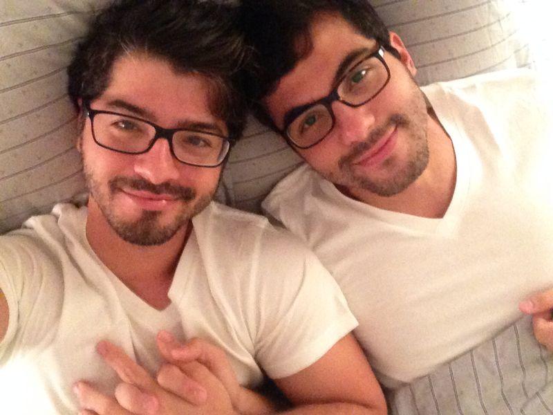 Cute Gay Boyfriends